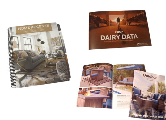 Booklets and Catalogs