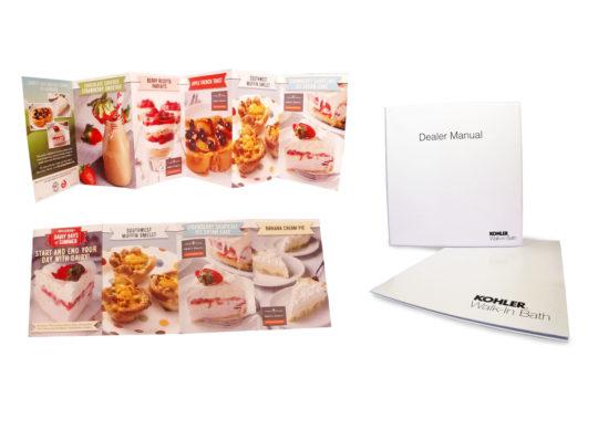 Brochures and Pocket Folders
